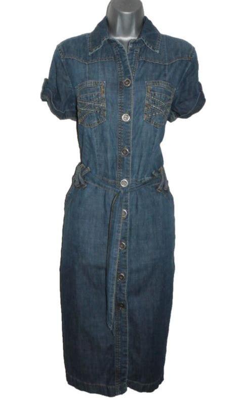 next denim dress ebay
