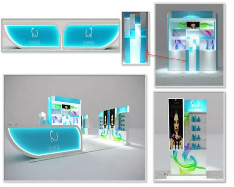Booth Counter Design Home design