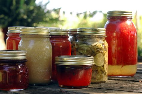home food preservation recipes marinette county