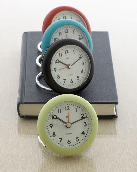 quot rondo quot travel alarm clock