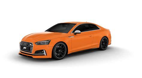 Audi A5 Body Kit by Abt Unveil New Body Kit For Audi A5 S5 Range