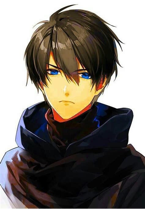 anime boy cold anime boy cold blue anime anime