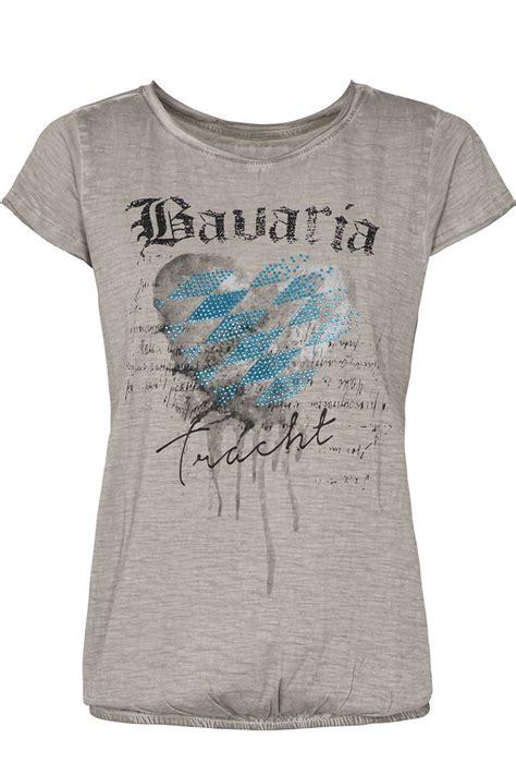 damen trachten  shirt bavaria hellgrau trachten shirts