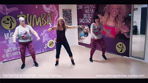 despacito zumba choreo new zumba choreo with patricia pokrivac despacito youtube