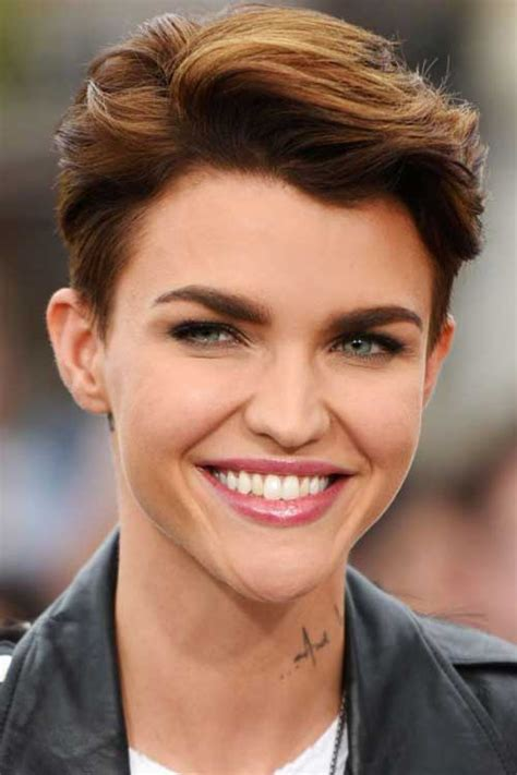 Ruby Rose Hairstyles | haircuts short the best short hairstyles for women 2016
