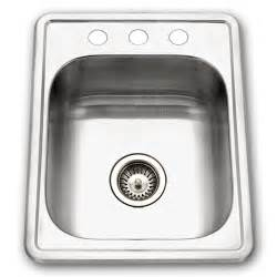 Swanstone Single Bowl Kitchen Sink by Buy Best Cheap Houzer 1722 7bs 1 Hospitality 17 By 22 Inch