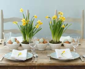 Spring Table Decorations by Jenny Steffens Hobick Spring Amp Easter Centerpieces
