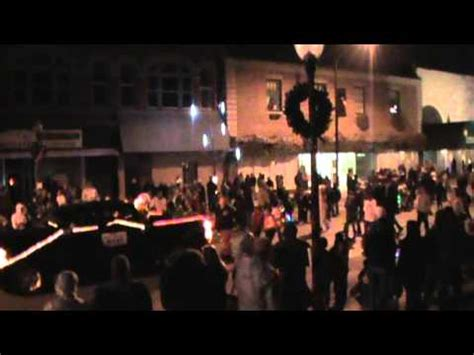 downtown danville night of lights holiday parade nov