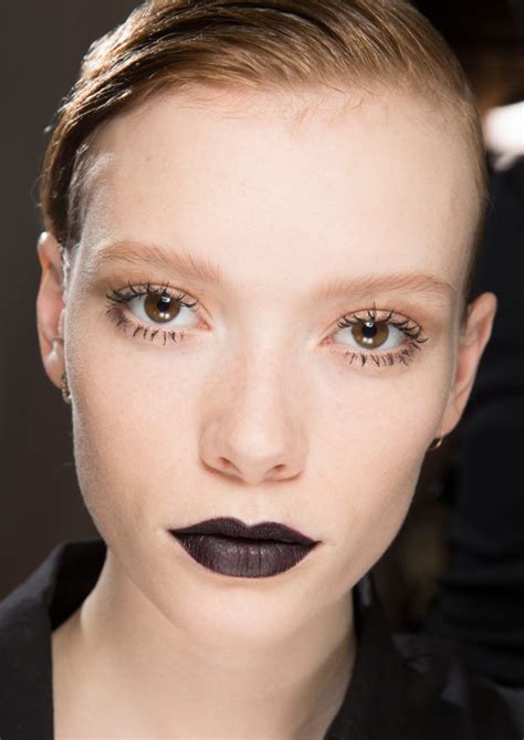 Or Look Best Runway Makeup Looks From Fashion Week Fall 2016
