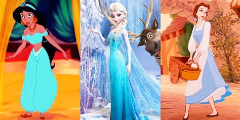 princess s why disney princesses wear blue