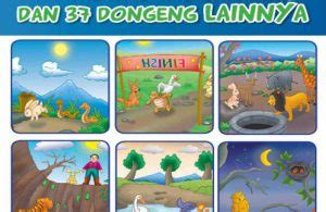 Buku Anak Dongeng Dunia Binatang Dua Bahasa manfaat dan keutamaan buku seri dongeng binatang terbaik dunia ebook anak