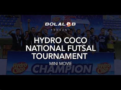 coco movie bandung mini movie hydro coco national futsal tournament 2015