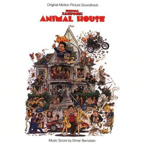 our house musical soundtrack animal house soundtrack 28 images animal house