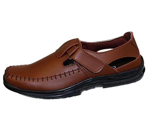 moccasin sandals mens walking summer sandals driving loafers boys casual