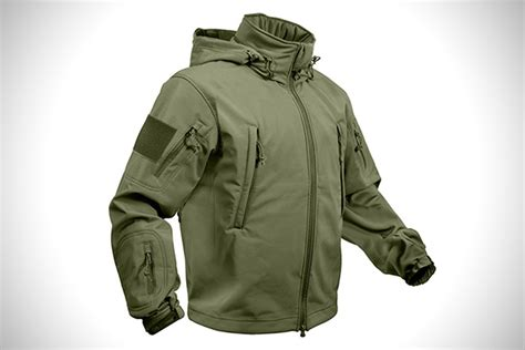Zurrel Jaket Parka Canvas Premium Green the 8 best tactical jackets for hiconsumption