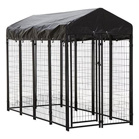 10 X 10 Ft Plastic Kennel Floor - top 10 cages for big dogs of 2018 no place called home