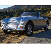 1967 AUSTIN HEALEY 3000 MARK III BJ8 SPORTS CONVERTIBLE