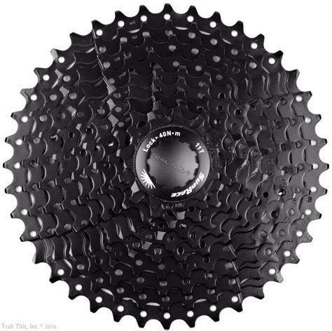 sram 10 speed cassette sunrace csms3 11 40 11 42 10 speed black mtb cassette