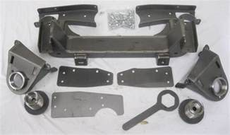 1947 1954 chevy truck mustang 2 front end suspension