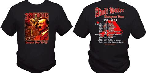Lifes For Touring Shirt second of political leaders a study of adolf