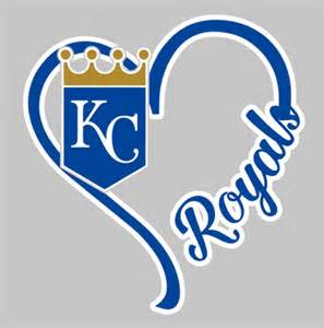 i heart royals window decal kansas city baseball world