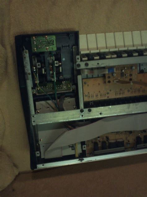 Modification Usb by Kawai K5000s Modification Usb Floppy Diy Synth Other