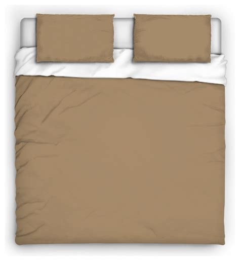 cotton twin xl comforter beige solid color premium microsuede cotton twin xl