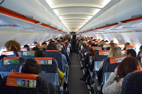 easyjet cabin cabin view easyjet airbus a319 cabin view inside a