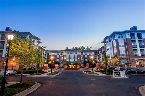 Kitchen And Living Room Open Floor Plans evergreens at columbia town center in columbia md photo