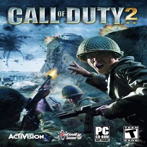 cull of duty call of duty 2 version free