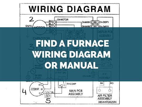mobile home furnace wiring parts manuals diagrams mobile home repair