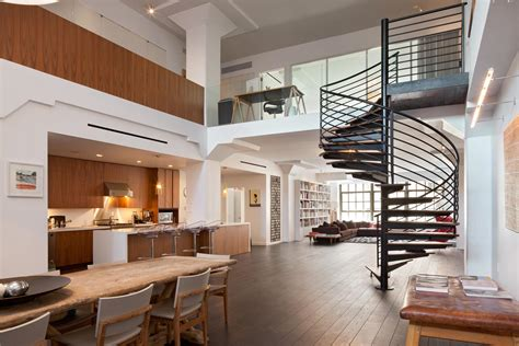 appartement new york rent d 233 co duplex loft exemples d am 233 nagements