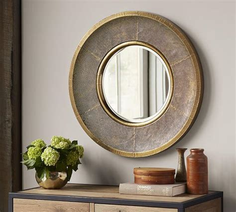 gold and silver mirror clad print gold and silver mirror