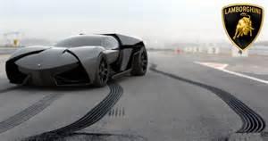 Lamborghini Ankonia Lamborghini Ankonian Concept Car Batmobile For