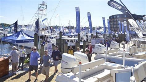 boat show weather flipboard annapolis fall boat show opens with weather to