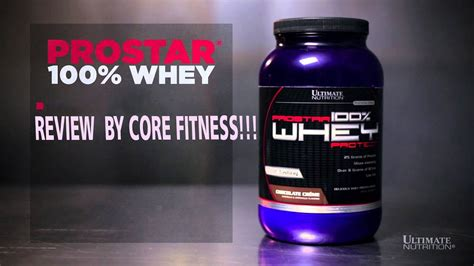 Whey Protein Ultimate Nutrition Review Ultimate Nutrition Prostar Whey Protein Review Nutrition