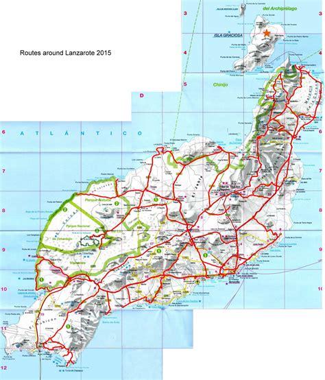 printable road map fuerteventura tourist map lanzarote lanzarote tourist map lanzarote