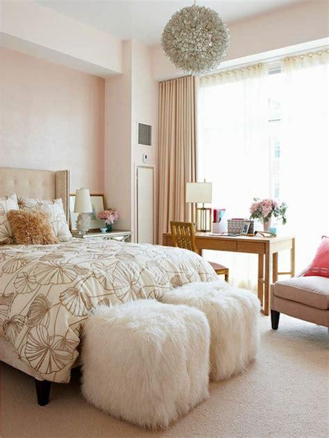 Schlafzimmer Farben Beige 46 romantische schlafzimmer designs s 252 223 e tr 228 ume