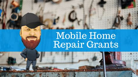 mobile home repair grants funding for your fall fixes