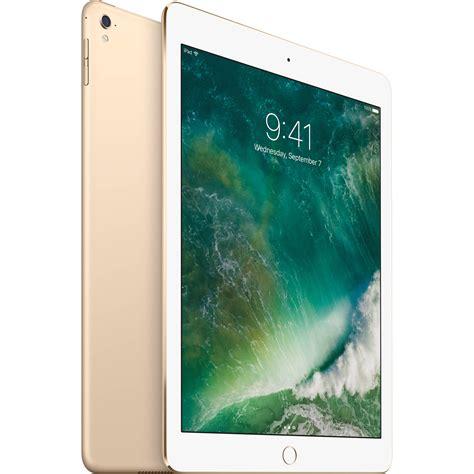 Pro 256gb apple 9 7 quot pro 256gb wi fi only gold mln12ll a b h