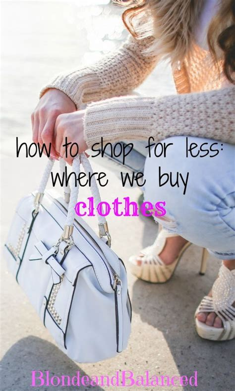 7 ways to save money 7 ways to save money shopping for clothes pretty designs