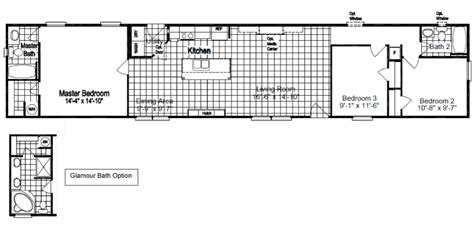 the home box office sm16763h manufactured home floor plan