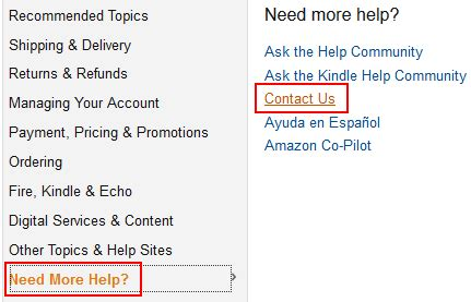 amazon customer service amazon customer service tips and how to contact amazon