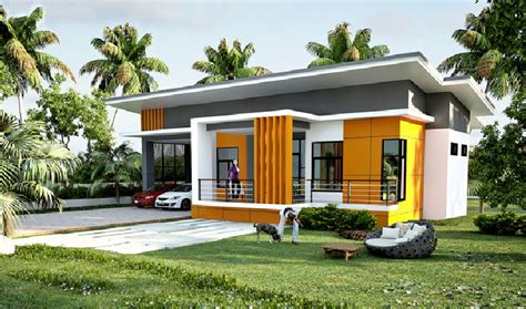 House Plans To Build by Modern Single Storey House Plan Amazing Architecture