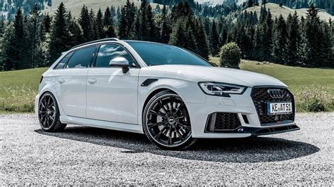 Audi Rs3 Abt by Audi Rs3 Sportback By Abt Motor1 Photos