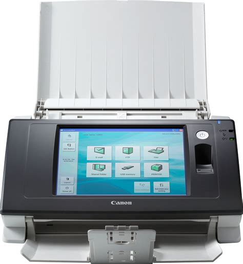 Canon Scanner Sf 300p canon imageformula scanfront 300p networked document scanner office products
