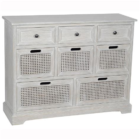 Chest Of Drawers Range Milan Range Eight Drawer Chest Of Drawers Melody Maison 174