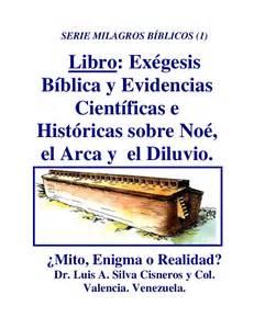 libro lanno del diluvio libro ex 201 gesis b 205 blica evidencias cient 205 ficas e hist 211 ricas sobre no