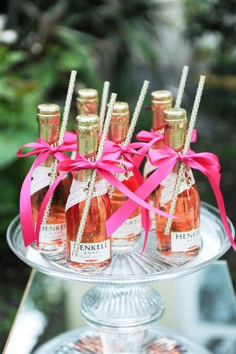 Best 20  Mini champagne ideas on Pinterest   Mini