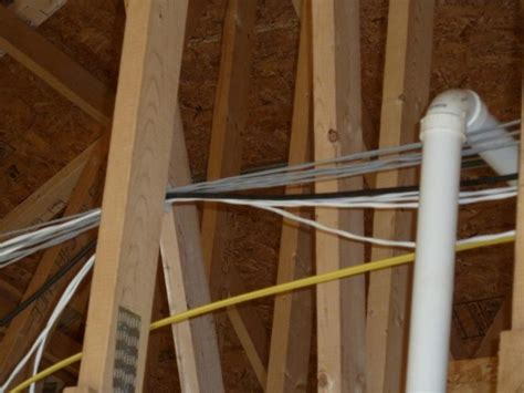 Running Speaker Wire In Ceiling by More Automation Wiring Quadomated